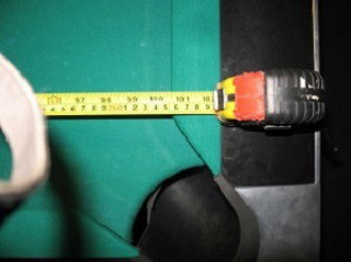 pool table sizes chart in Frederick content image4
